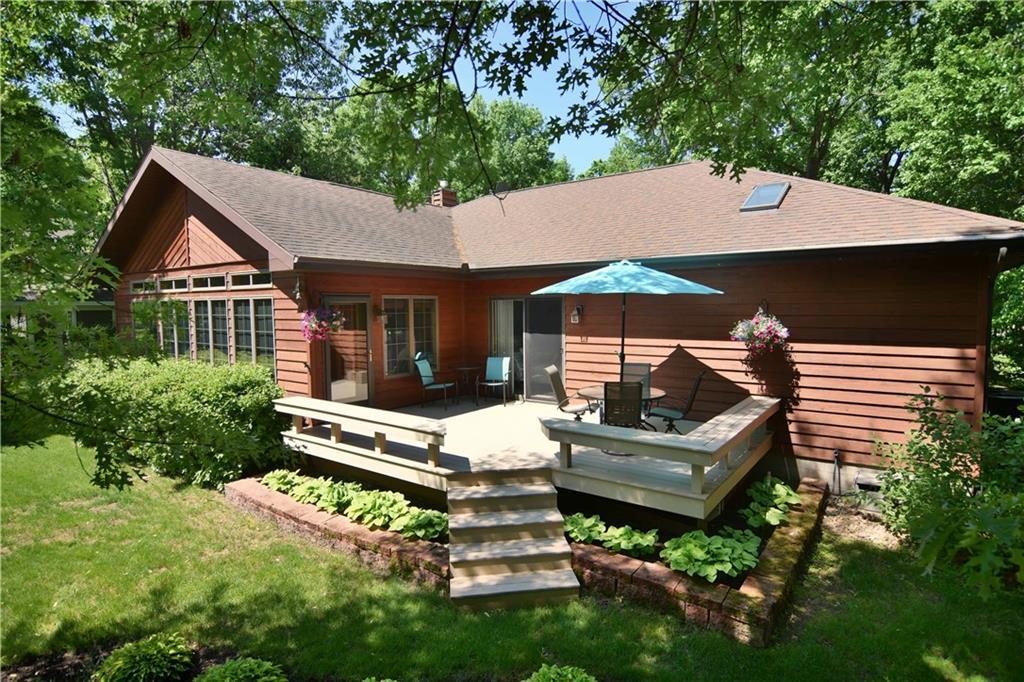 Red Cedar Lake home